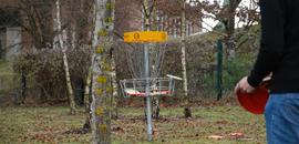 Dysk-golf