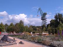 Gartenwelt und Eberkran