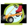 Pedal car course